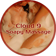 soapy massage London