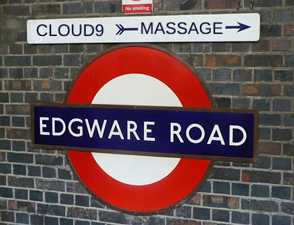 Erotic Massage At Edgware Road By Cloud9 Massage