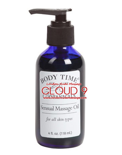 the sensual massage oil