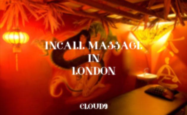 arrange an incall massage in London