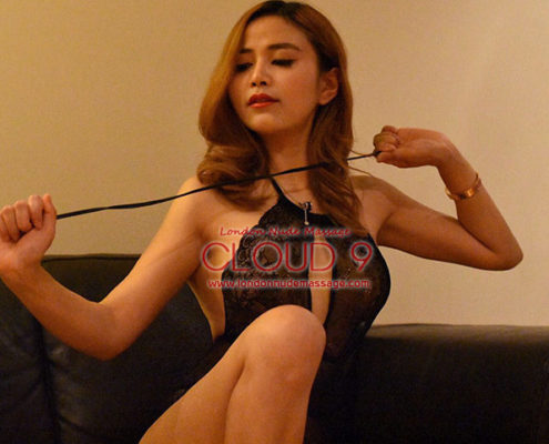 London's best Sensual masseuse Valery